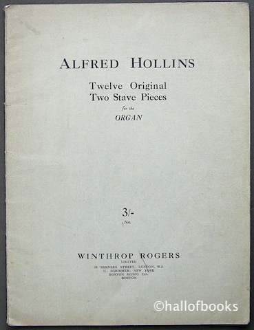Image for Twelve Original Two Stave Pieces for the Organ