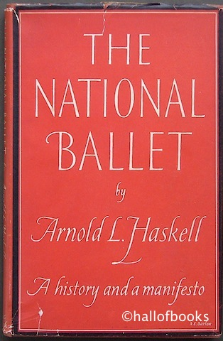 Image for The National Ballet: A History and a Manifesto