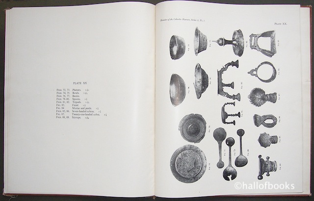 "Image for ""Memoirs of the Colombo Museum: Series A. No. 1 Bronzes From Ceylon, Chiefly In The Colombo Museum"""