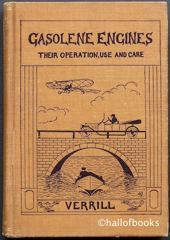 "Image for ""Gasolene Engines: Their Operation, Use and Care"""