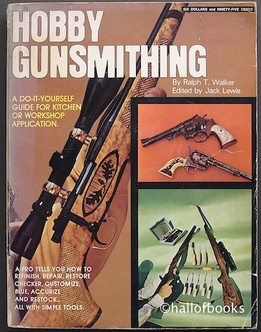 Image for Hobby Gunsmithing: A Do-It-Yourself Guide For Kitchen or Workshop Application.