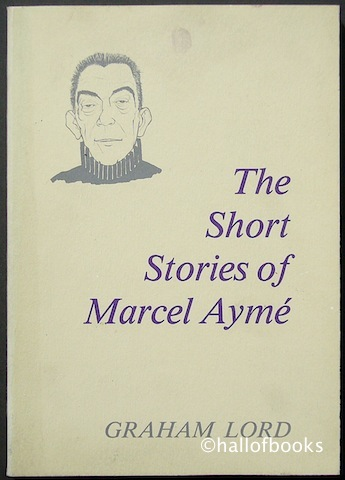 Image for The Short Stories of Marcel Ayme