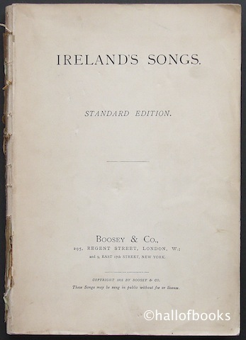 Image for Ireland's Songs: Standard Edition