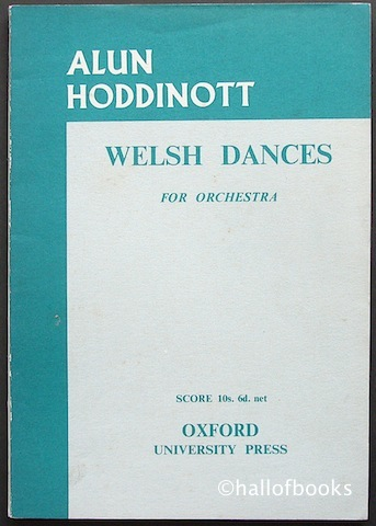 Image for Welsh Dances For Orchestra