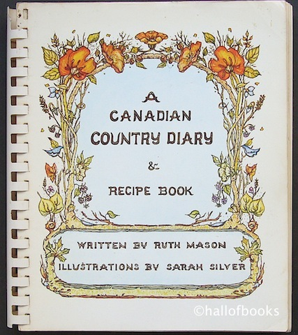 Image for A Canadian Country Diary and Recipe Book