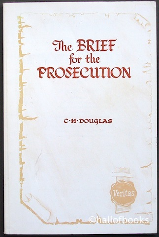 Image for The Brief for the Prosecution
