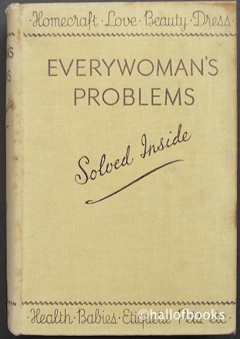 Image for Everywoman's Problems: Solved By Experts