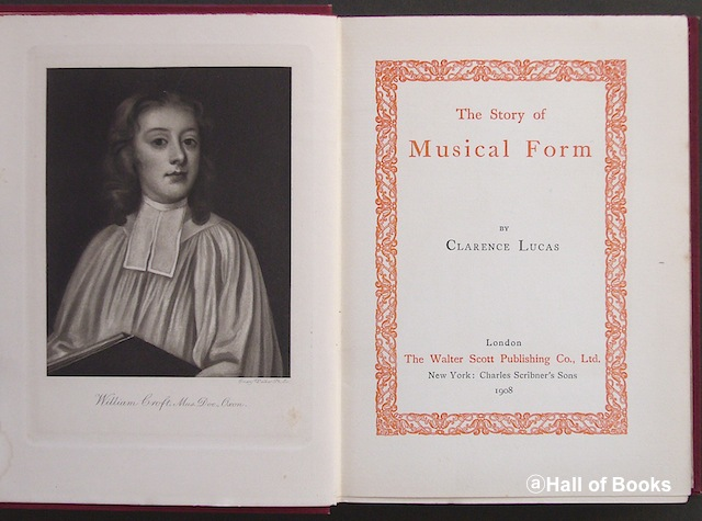 Image for The Story of Musical Form
