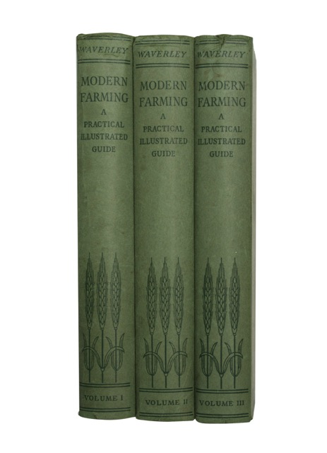 Image for Modern Farming: A Practical Illustrated Guide. In Three Volumes