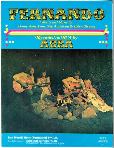 Image for Fernando, recorded by ABBA