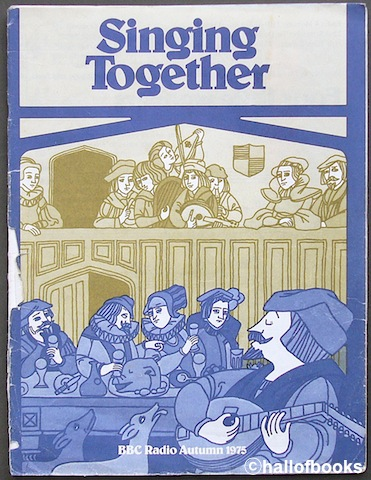 Image for Singing Together: BBC Radio Autumn 1975