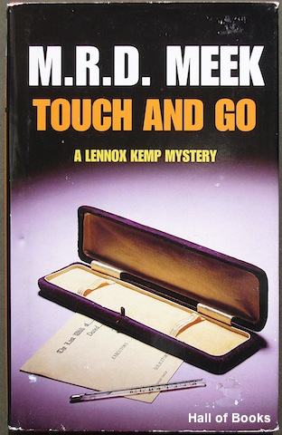 Image for Touch and Go: A Lennox Kemp Mystery