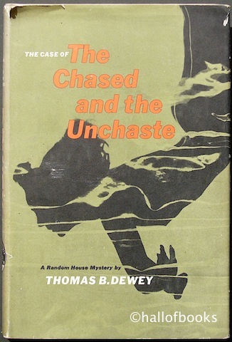 Image for The Case Of The Chased And The Unchaste: A Random House Mystery