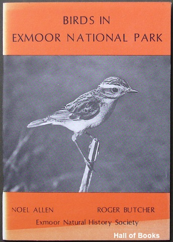 Image for Birds In Exmoor National Park