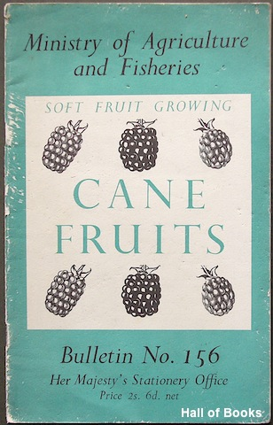 Image for Ministry of Agriculture and Fisheries. Bulletin No. 156: Cane Fruits