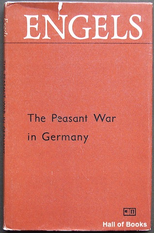 Image for The Peasant War in Germany