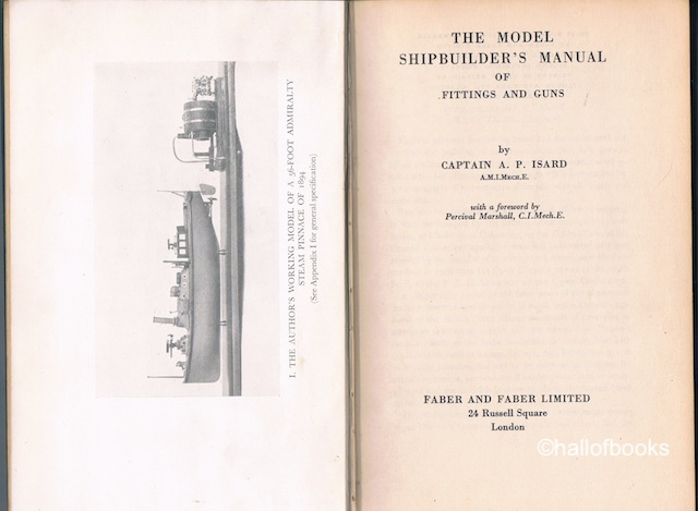 Image for The Model Shipbuilder's Manual Of Fittings And Gund