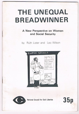 Image for The Unequal Breadwinner: A New Perspective on Women and Social Security
