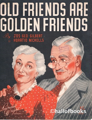 Image for Old Friends Are Golden Friends