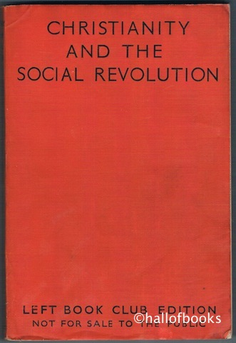 Image for Christianity and the Social Revolution