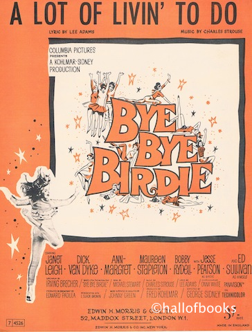 "Image for ""A Lot Of Livin' To Do, from the musical production Bye Bye Birdie"""