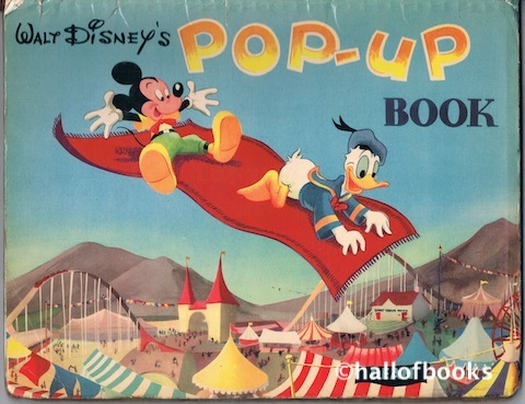 Image for Walt Disney's Pop-Up Book