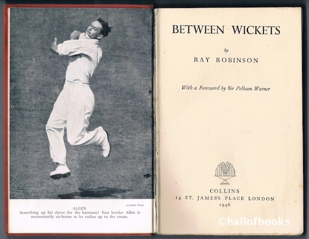 Image for Between Wickets