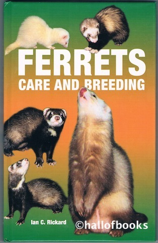 Image for Ferrets: Care and Breeding