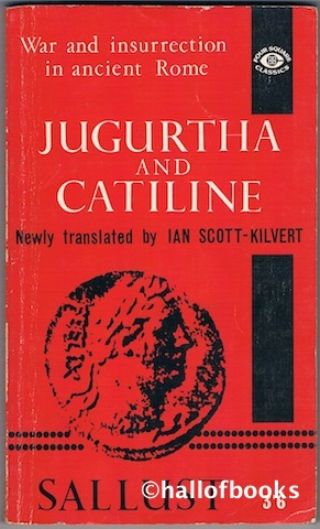 Image for The War Against Jugurtha and The Conspiracy Of Catiline