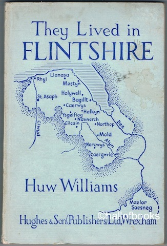 Image for They Lived In Flintshire Volume 1: 1733-1946