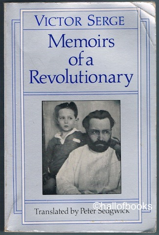 Image for Memoirs Of A Revolutionary