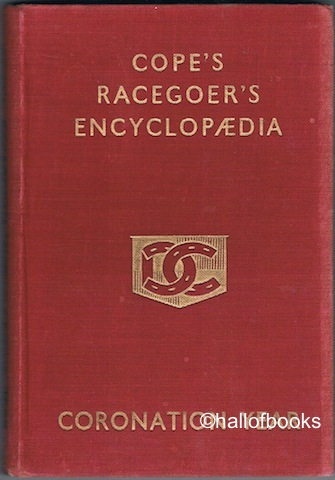 Image for Cope's Racegoer's Encyclopaedia: Coronation Year