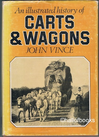 Image for An Illustrated History Of Carts and Wagons