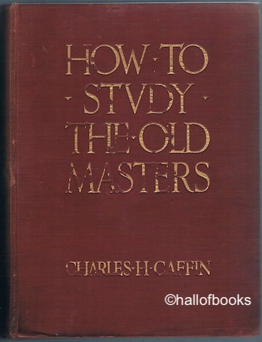 Image for How To Study Old Masters