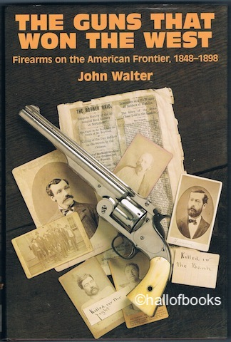 "Image for ""The Guns That Won The West: Firearms On The American Frontier, 1848-1898"""