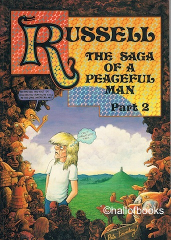 Image for Russell: The Saga Of A Peaceful Man Part 2