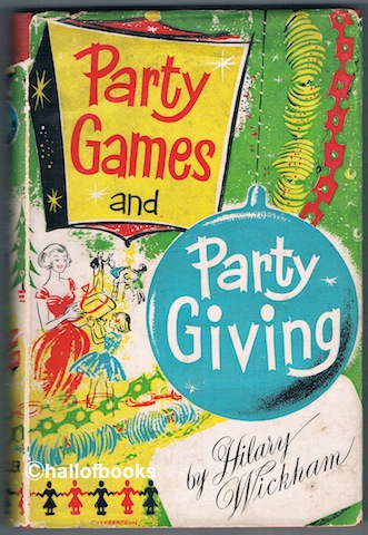 Image for Party Games and Party Giving