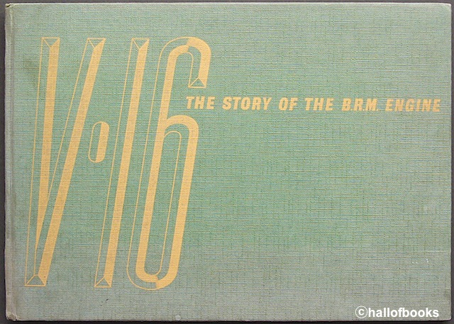 Image for V.16: The Story Of The B.R.M. Engine