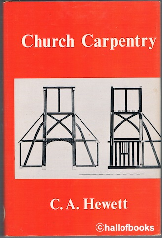 Image for Church Carpentry: A Study Based On Essex Examples