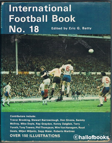 Image for International Book of Football No.18