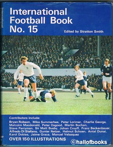 Image for International Book of Football No.15