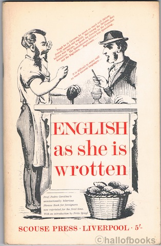 Image for English As She Is Wrotten