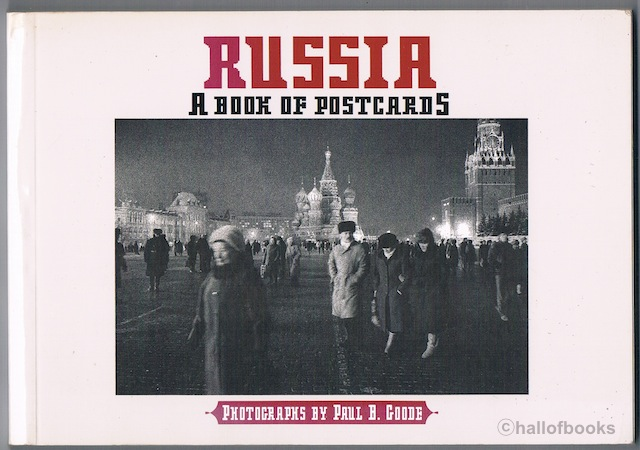 Image for Russia: A Book Of Postcards