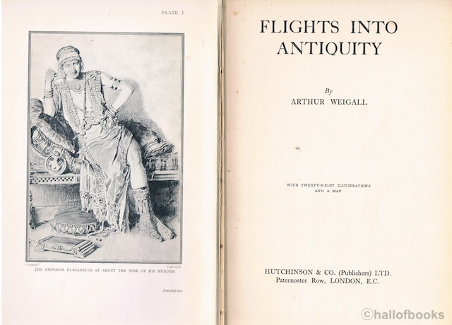 Image for Flights Into Antiquity