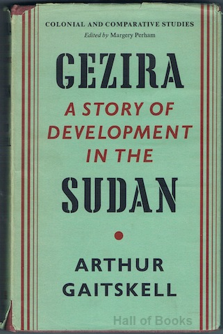 Image for Gezira: A Story Of Development In The Sudan