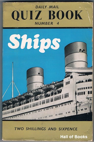 Image for Daily Mail Quiz Book Number 4: Ships