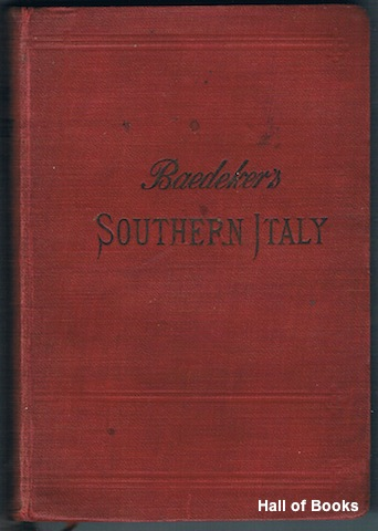 "Image for ""Southern Italy And Sicily: With Excursions To Sardinia, Malta, And Corfu"""