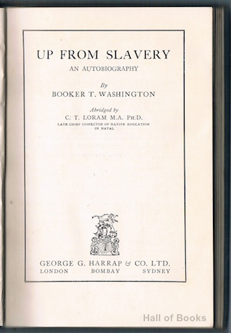 Image for Up From Slavery: An Autobiography
