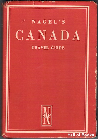 Image for The Nagel Travel Guide Series: Canada