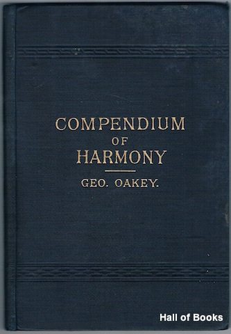 Image for Compendium Of Harmony For Tonic Sol-Faists